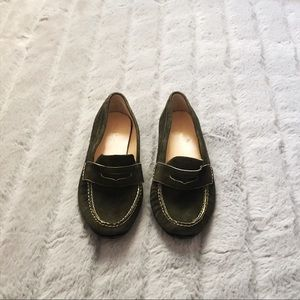 Cole Haan | Suede Loafers - Size 9.5